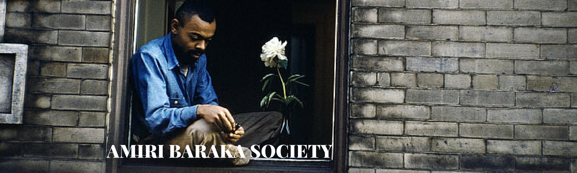 AMIRI BARAKA SOCIETY